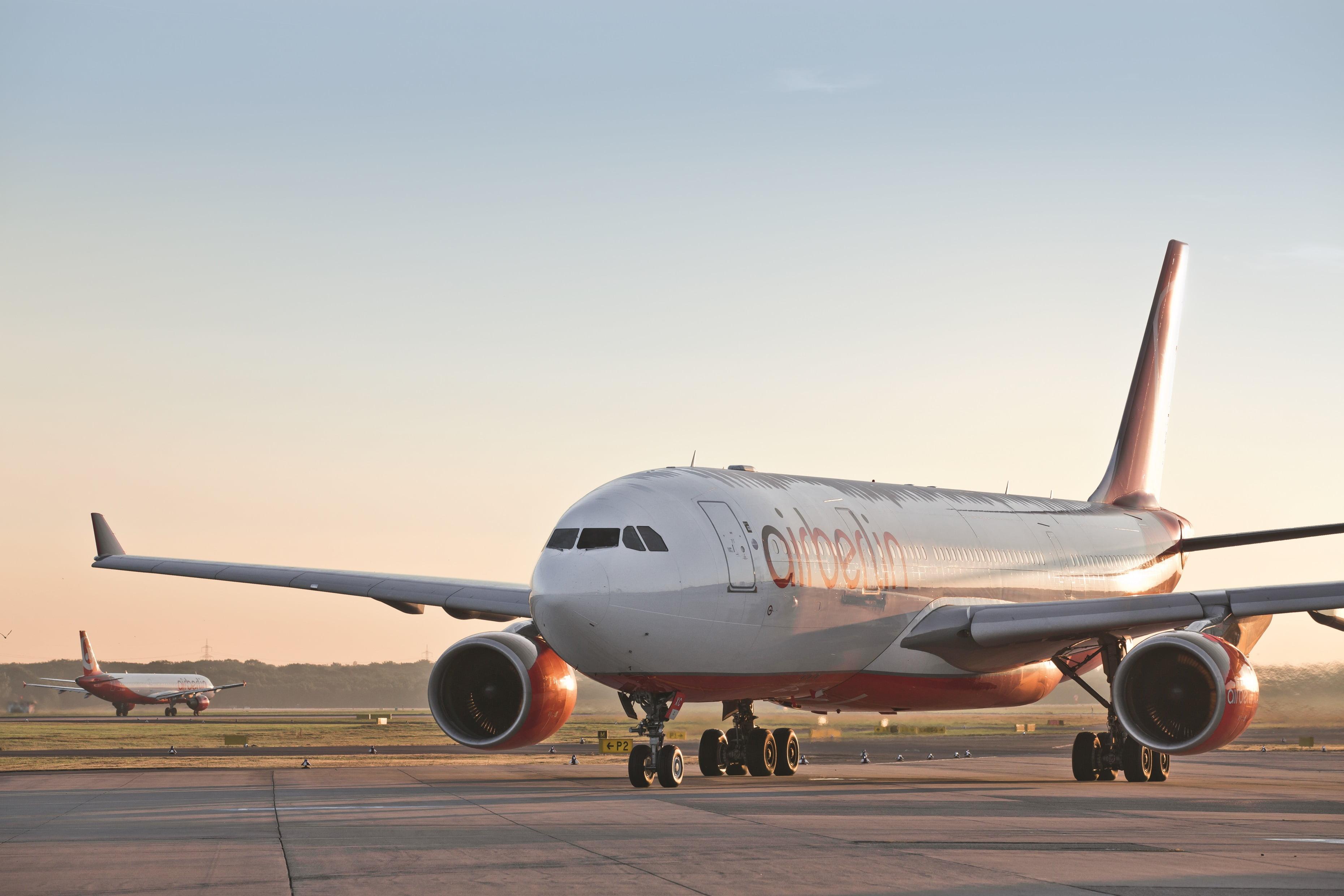 MYPEGASUS Air Berlin Flieger