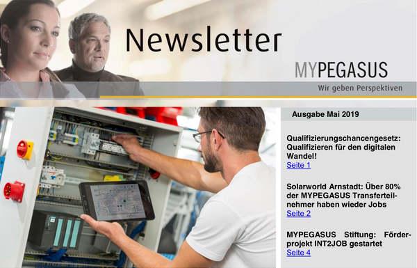 MYPEGASUS Newsletter 8