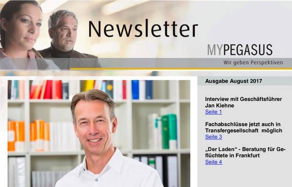 MYPEGASUS Newsletter 4