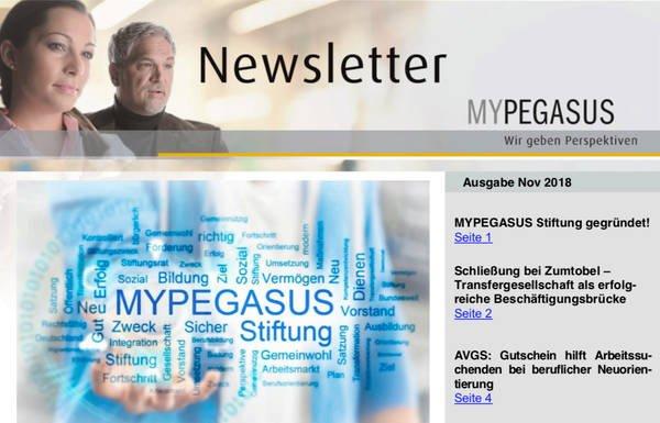 MYPEGASUS Newsletter 7
