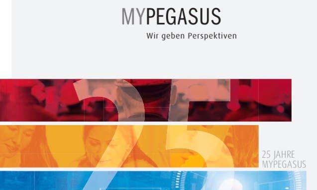 MYPEGASUS 25 Jahre Jubiläum