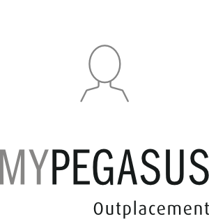 MYPEGASUS Outplacement mit Icon