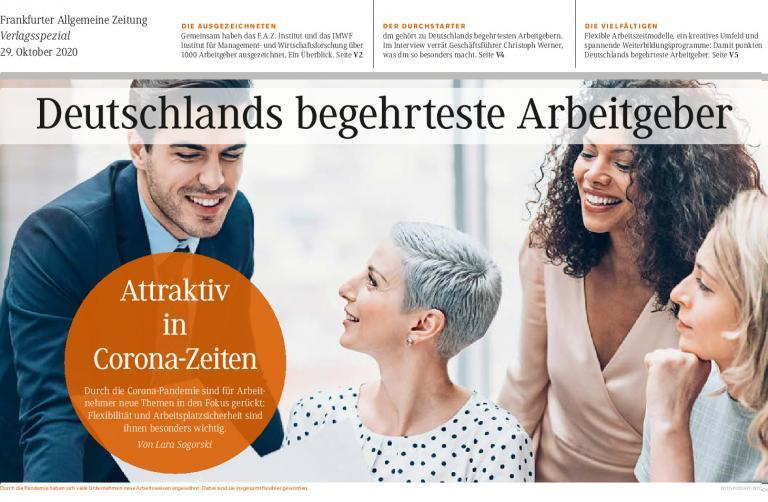 Deutschlands begehrteste Arbeitgeber - MYPEGASUS